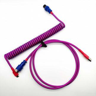 Laser v2 custom gx16 aviator usb-c cable