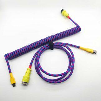 cyberpunk custom usb c aviator cable
